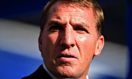 Brendan Rodgers: Luis Suárezs exit has stalled Liverpools progress