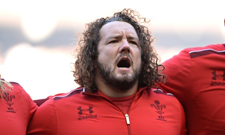 Adam Jones and James Hook omitted by Wales for autumn internationals