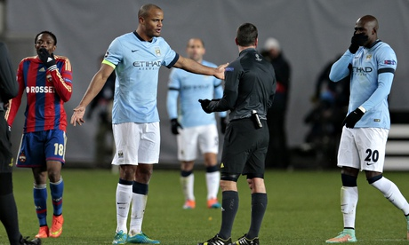 Vincent Kompany questions why Uefa banned Manchester City supporters
