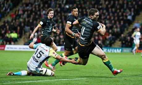 Northampton 34-6 Ospreys | European Rugby Champions Cup match report