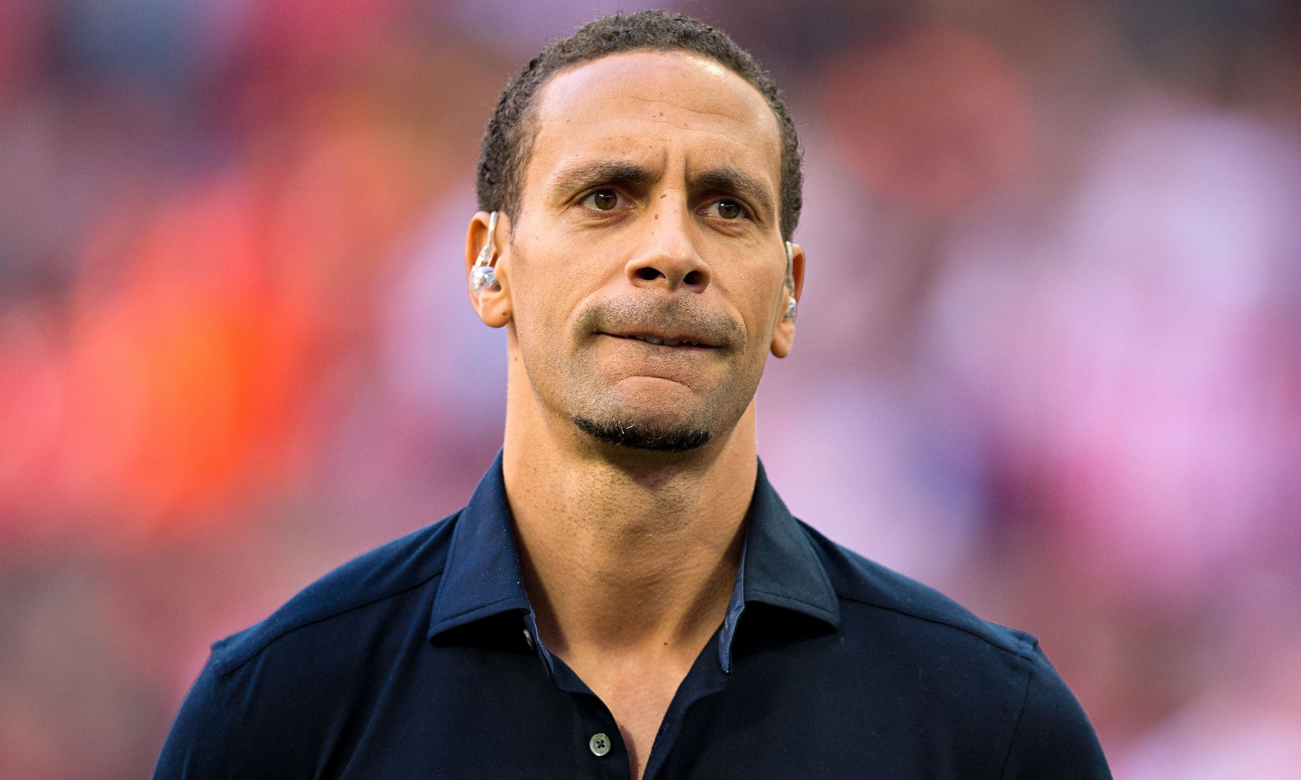 Rio Ferdinand Banned For Three Matches By Fa Over Sket Tweet Football The Guardian