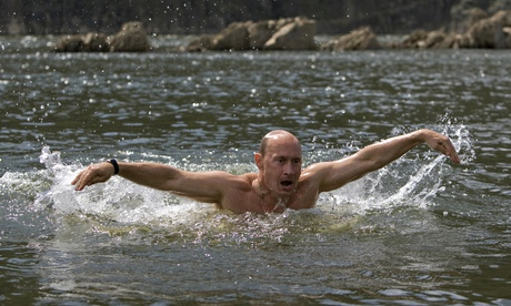 Fina defends decision to award its highest honour to Vladimir Putin