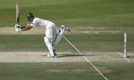 Pakistan v Australia | second Test, day two match report