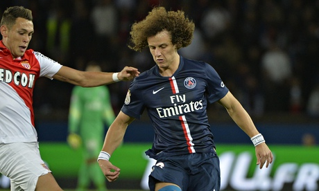 David Luiz says he turned down new Chelsea contract to join PSG