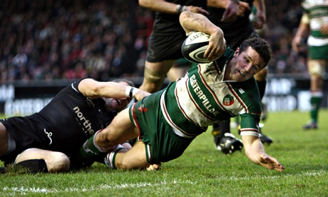 Leicester Tigers secure former All Black Aaron Mauger as head coach