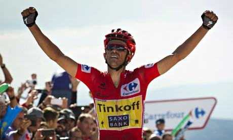 Alberto Contador to target Giro d'Italia and Tour de France victories