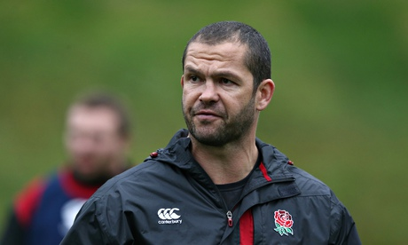 England's Andy Farrell wants 'fightback attitude' against Australia
