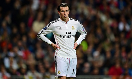 Real Madrid inform Manchester United Gareth Bale is not for sale