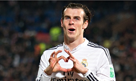Gareth Bale wants to stay at Real Madrid and not join Manchester United