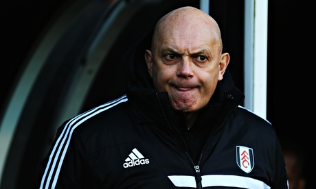 Ray Wilkins has lost his job as assistant manager at Fulham