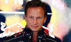 Christian Horner, the Red Bull principal