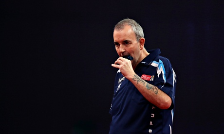 Phil Taylor, the 17 times world champion, is in danger of being relegated from darts' Premier League