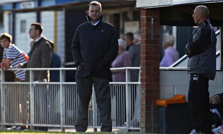 Soccer - Southern League Division One - Gosport Borough FC vs. Sholing FC