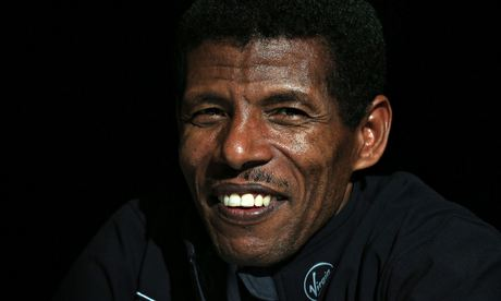 Haile Gebrselassie is regarded as the greatest long-distance runner of all time