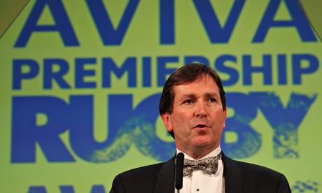 Mark McCafferty, chief executive of Premiership Rugby