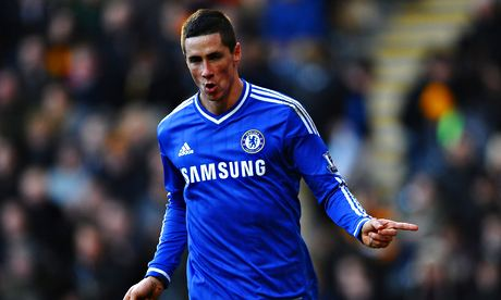 Internazionale confirm their interest in signing Fernando Torres from Chelsea
