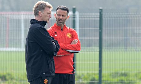 Ryan Giggs not in frame to permanently replace David Moyes at Manchester United
