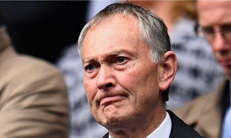 Richard Scudamore, the Premier League chief executive, is facing a barrage of criticism.
