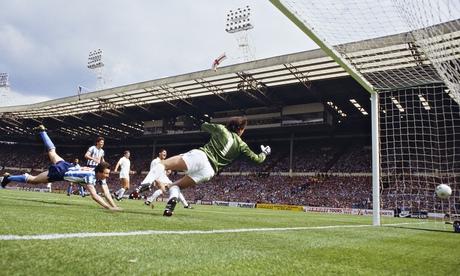 1987 FA Cup final Houchen