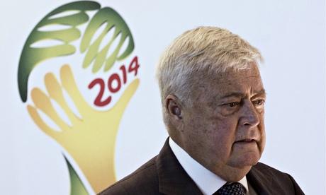 ricardo teixeira brazil 2014 world cup