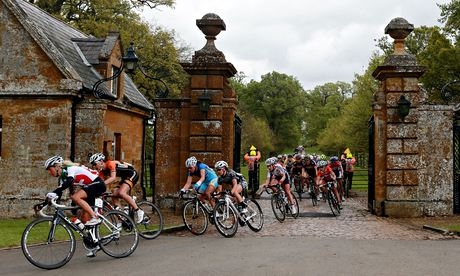 Cycling - 2014 Women's Tour Of Britain - Stage One - Oundle to Northampton