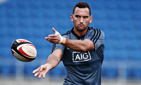 New Zealand's Aaron Cruden could have been a target for Europe's big spenders