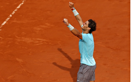 French Open Tennis - Roland Garros 2014, Day Fifteen, Roland Garros, Paris, France - 08 Jun 2014