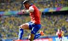 Brazil Fifa World Cup 2014: Brazil Vs Chile