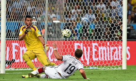 Germany v Argentina: World Cup final