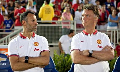 Ryan Giggs says infectious Louis van Gaal has same aura as Alex Ferguson