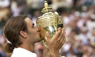 The Joy of Six: Roger Federer to Phil Tufnell - ponytailed sportsmen