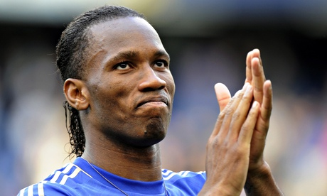 Didier Drogba rejoins Chelsea on a one-year deal