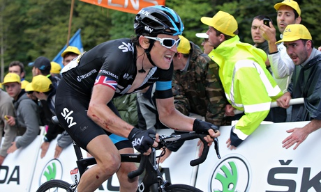 Geraint Thomas signs a new two-year deal with Team Sky