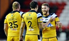 Widnes Vikings v Castleford Tigers - First Utility Super League