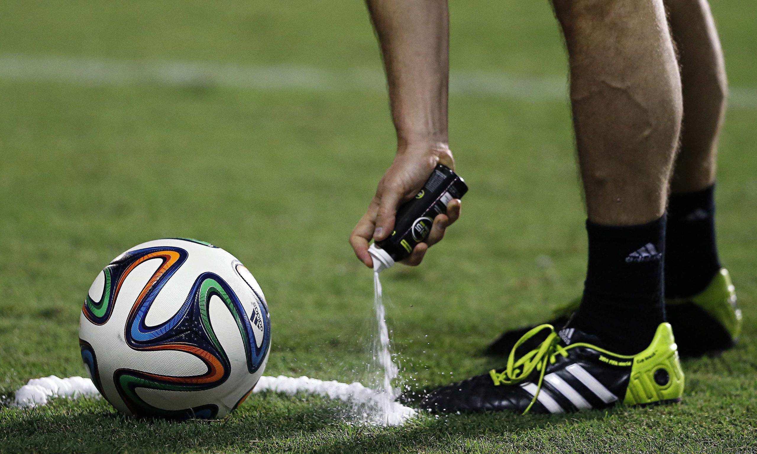 S Ray Football Premier League referee...