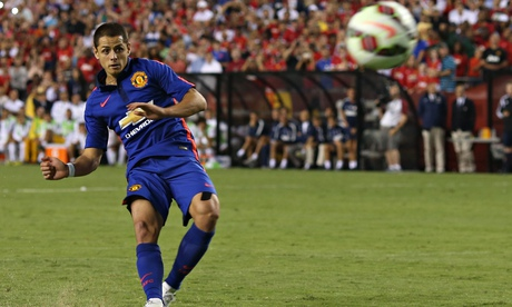 Man United striker Javier Hernandez offered escape route by Atletico Madrid [The Guardian]