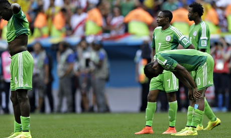 Nigeria suspended from Fifa 'on account of government interference'