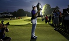 Rory McIlroy Wanamaker Trophy