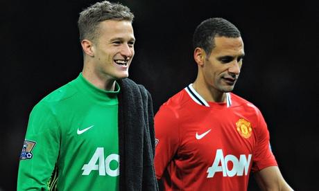 Manchester United set to release reserve goalkeeper Anders Lindegaard