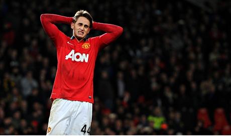 Ryan Giggs encouraged Adnan Januzaj to take Manchester Uniteds No11 shirt