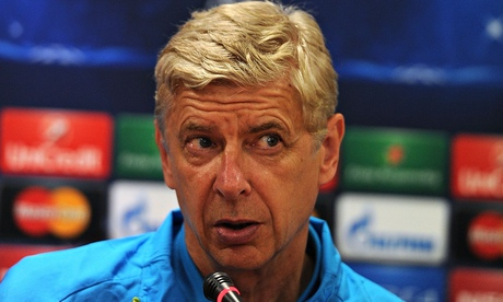Arsène Wenger, the Arsenal manager, is hoping to reach the group stage for a 15th season running.