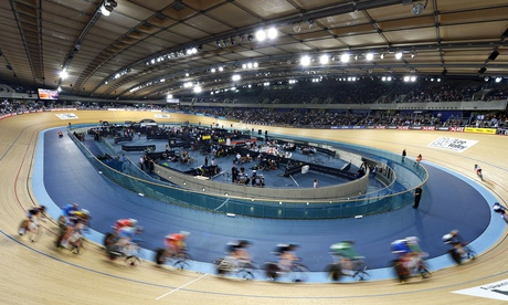 Cycling - Lee Valley VeloPark
