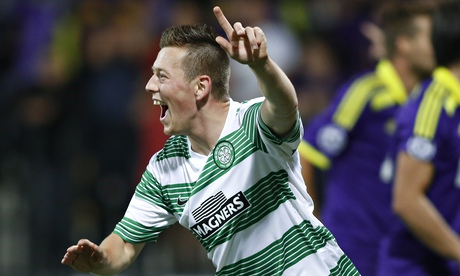 Callum McGregor Celtic