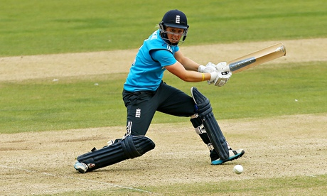 Heather Knights fine all-round show helps England women beat India