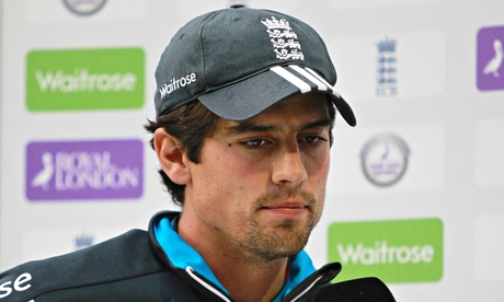 Alastair Cook disappointed by criticism from so-called friend Graeme Swann