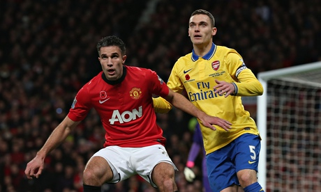 Thomas Vermaelen set to join Barcelona from Arsenal in £15m deal