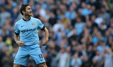 Manuel Pellegrini open to extending Frank Lampards loan at Manchester City