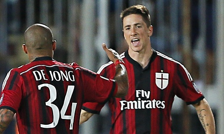 Cesena vs AC Milan