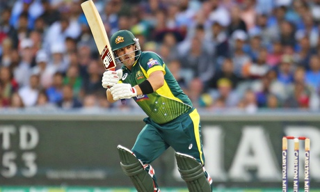 Yorkshire sign Aaron Finch and Glenn Maxwell as overseas players
