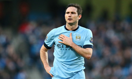 Frank Lampard: I signed deal with NYCFC and not Manchester City